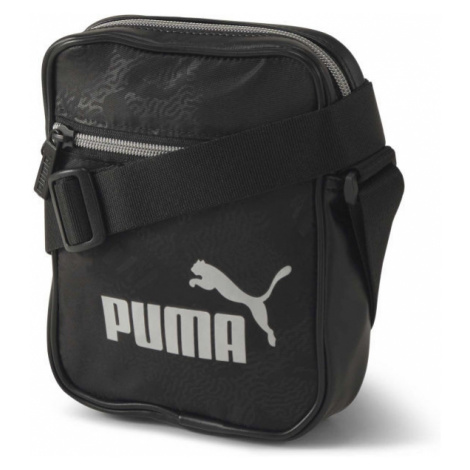 Puma CORE UP PORTABLE černá - Dámská dokladovka