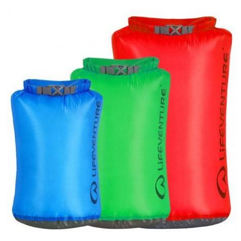Lifeventure sada vaků Ultralight Dry Bag Multipack