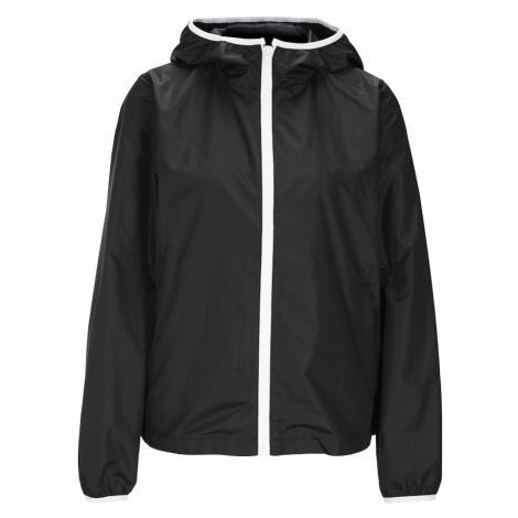 Heine Přechodná bunda černá / bílá