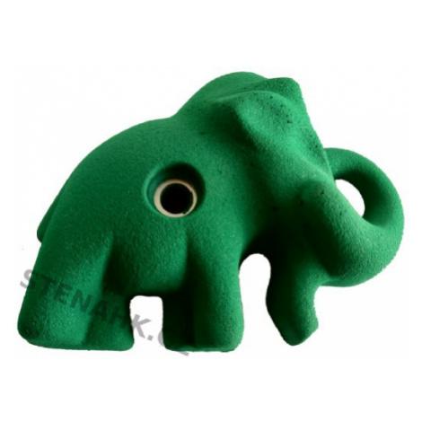 Makak dětský chyt MAMUT XL, tm. zelená