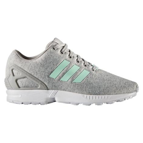 Adidas zx flux - šedá