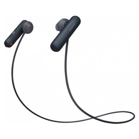 Sony WISP500B.CE7 Sportovní bezdrátová sluchátka černá