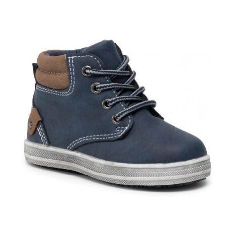 Šněrovací obuv Action Boy CM181221-6 Ekologická kůže /-Ekologická kůže