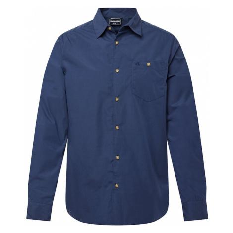 CRAGHOPPERS Funkční košile 'Kiwi Ridge' tmavě modrá
