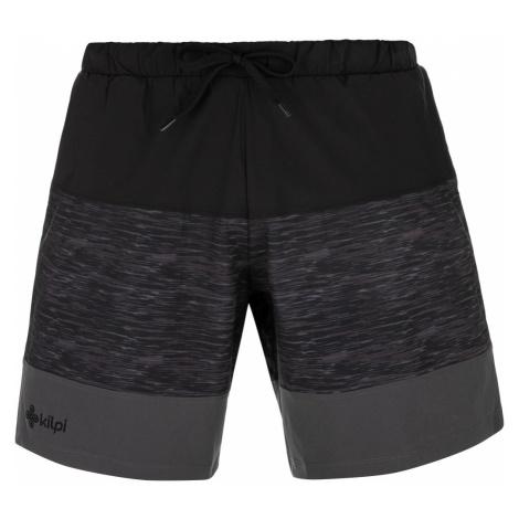 KILPI Pánské šortky SWIMY-M MM0083KIBLK Černá