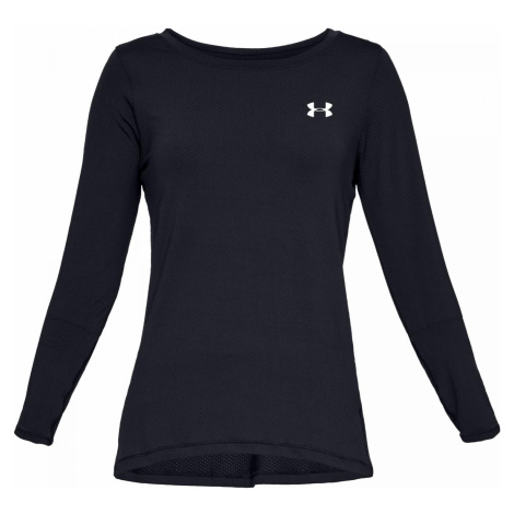 Dámské tričko Under Armour HG Long Sleeve Černá