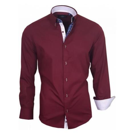 BINDER DE LUXE košile pánská 82314 s dlouhým rukávem