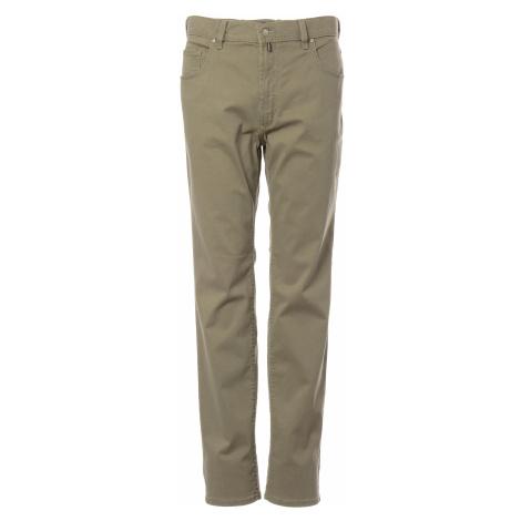 Kalhoty Pioneer Peter pánské tmavě béžové