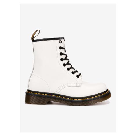 1460 Kotníková obuv Dr. Martens Bílá Dr Martens