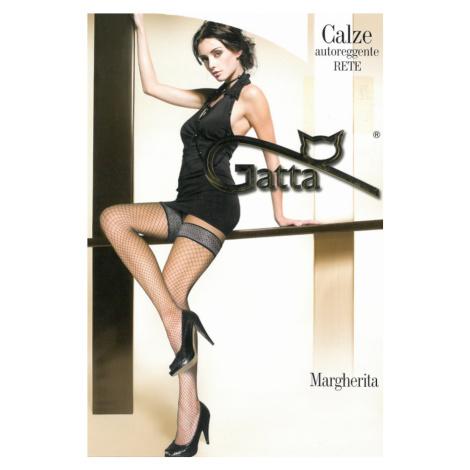 Samodržící punčochy Margherita 05 20DEN Gatta