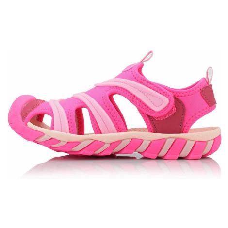 Dětská letní obuv Alpine Pro JORDAN - růžová