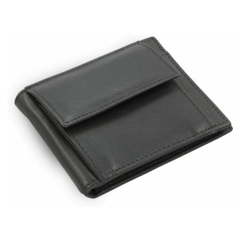 Černá pánská kožená peněženka Parker Arwel