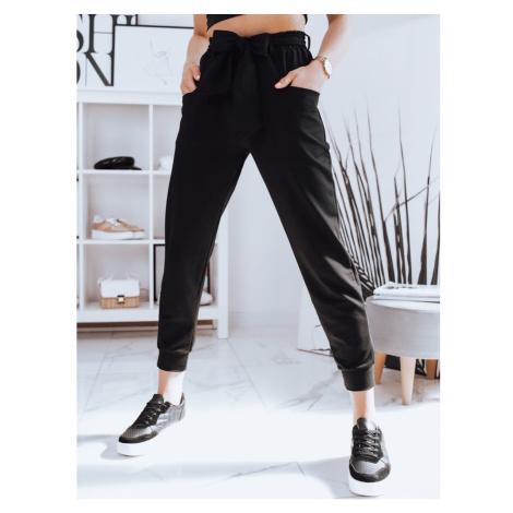CLASSY women's black pants Dstreet UY0842