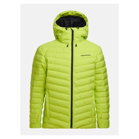 Bunda Peak Performance M Frost Ski Jacket - Zelená