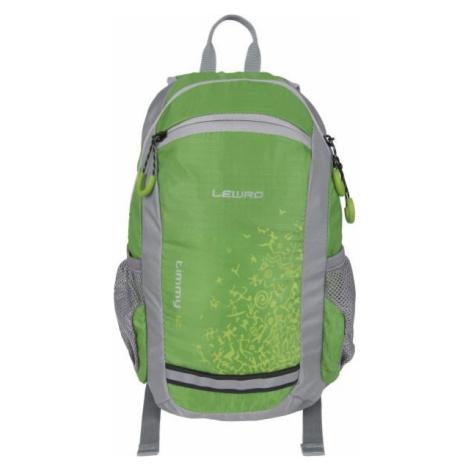 Lewro TIMMY 12 zelená - Dětský batoh