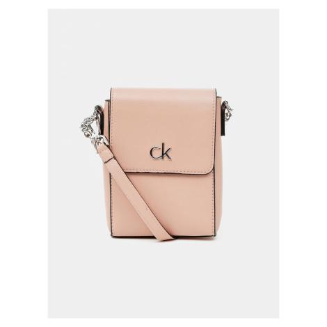 Kabelka Calvin Klein Růžová