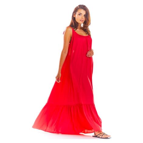 dámské šaty Awama A307