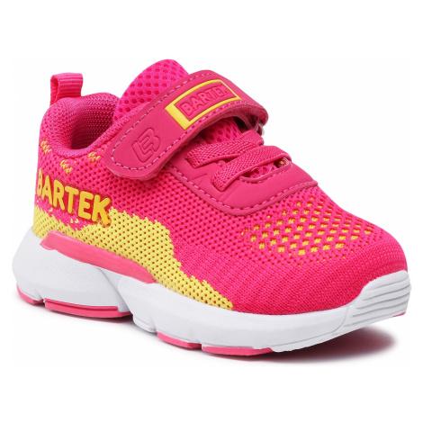 Sneakersy BARTEK - 11288006 Róż
