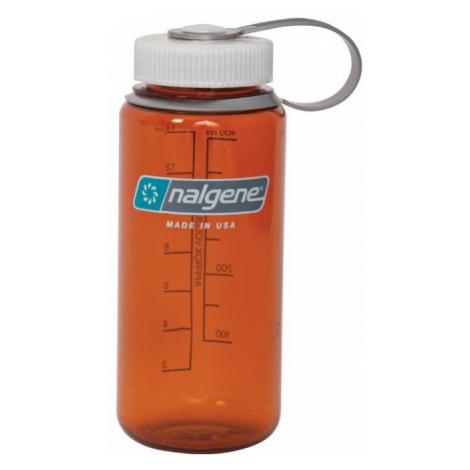 Láhev Nalgene Wide mouth 500 ml rustic orange