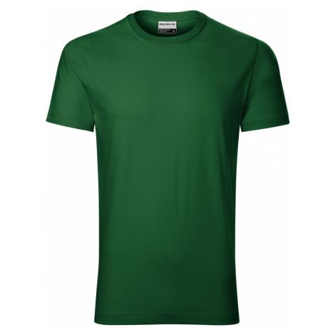 RIMECK Resist heavy Pánské triko R0306 lahvově zelená