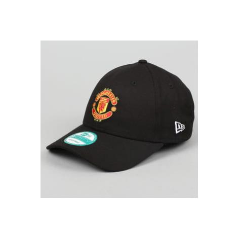 New Era Basic Manchester United černá