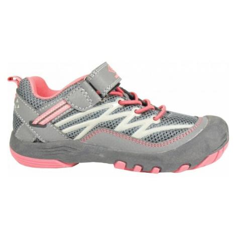 Umbro HANNA růžová - Dětská volnočasová obuv