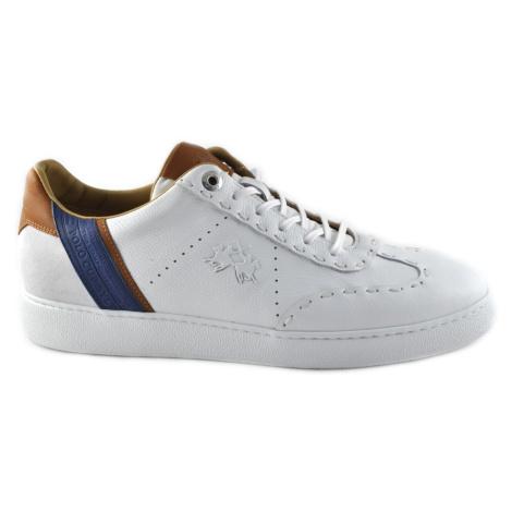 Polobotky La Martina Man Shoes Rodi - Bílá