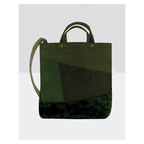 Ramenní taška Satomi Faux Fur Bags by jassz