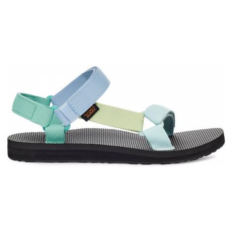 Teva Original Universal L, modrozelená Dámské sandále