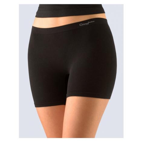 GINA Dámské boxerky vyšší 03013-MxC černá