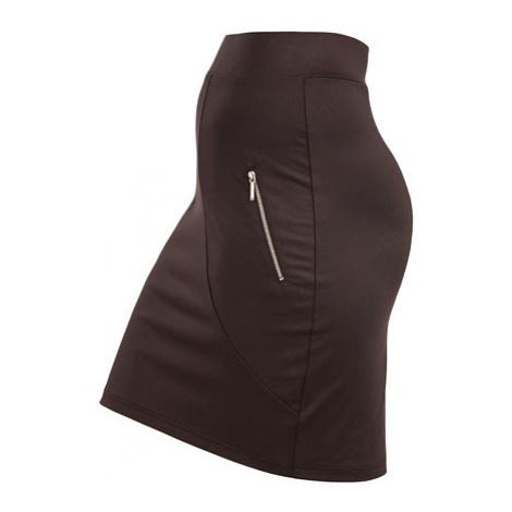 Dámská sukně do pasu Litex 60083 | černá