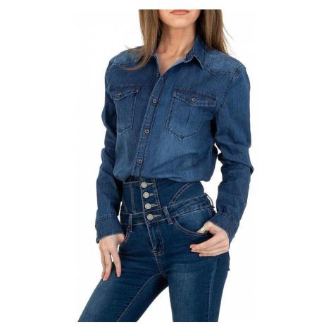 Dámská džínová košile