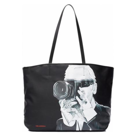 Černá taška - KARL LAGERFELD