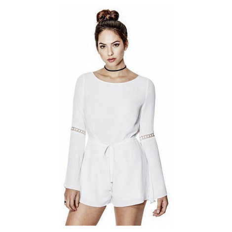 Guess overal Cara Long-Sleeve Crochet
