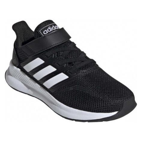 adidas RUNFALCON C černá - Dětská běžecká obuv