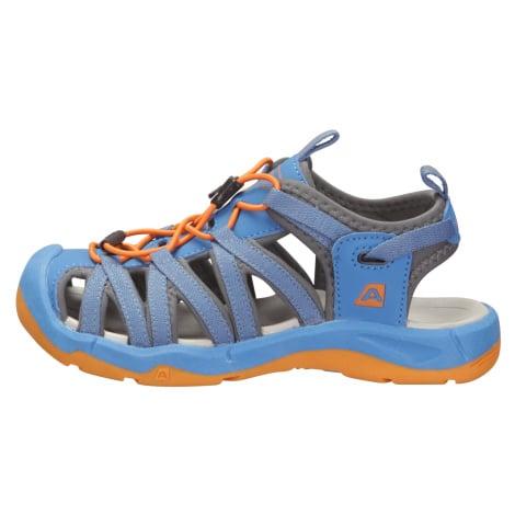 Alpine Pro LANCASTERO 2 MODRÁ / TYRKYSOVĚ MODRÁ Dětské sandály