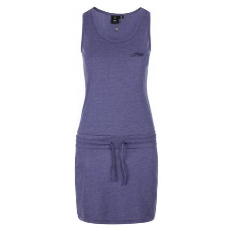 KILPI Dámské šaty MAZAMET-W KL0218KIDBL Tmavě modrá