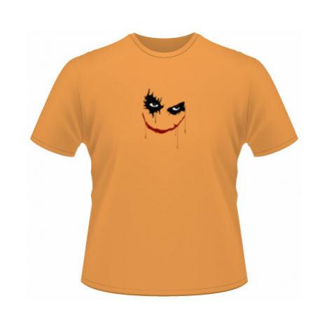 Pánské tričko na tělo Joker