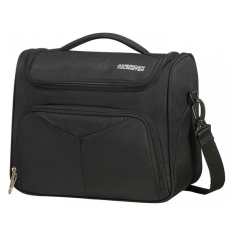 AT Kosmetická taška Summerfunk Black, 32 x 19 x 27 (124895/1041) American Tourister