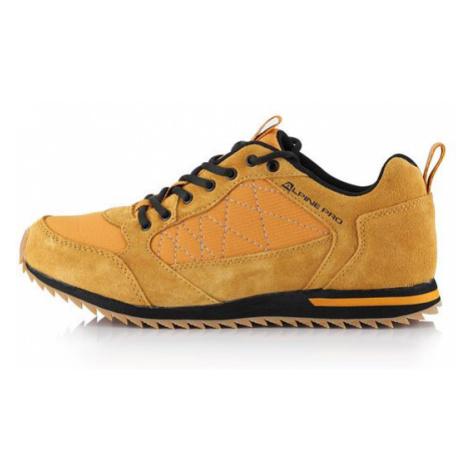 Peredur hnědá kožená obuv s antibakteriální stélkou