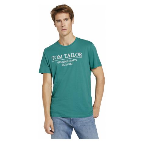Tom Tailor pánské triko s logem 1021229/16205