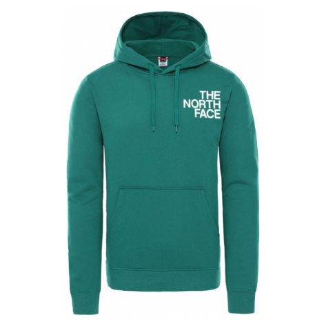 The North Face M Oversize Logo Hoodie zelené NF0A4SYOTA0