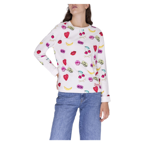 Desigual Tričko Woman Knitted Sweat Long Sleeve