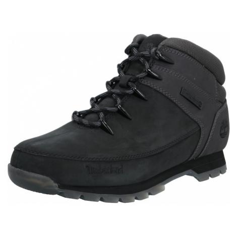 TIMBERLAND Šněrovací boty 'Euro Sprint Hiker' černá