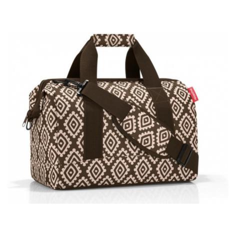 Cestovní taška Reisenthel Allrounder M Diamonds mocha