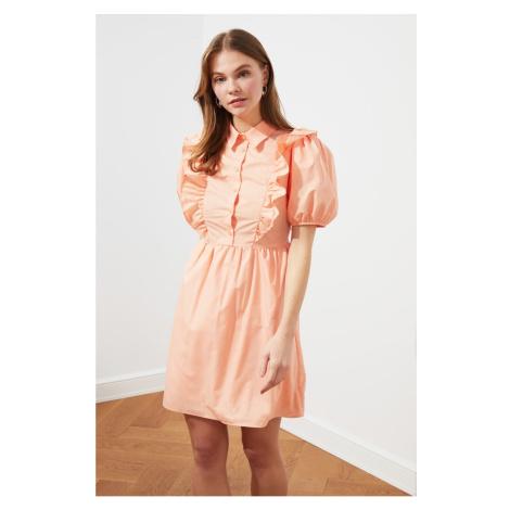 Trendyol Powder Flywheel Dress