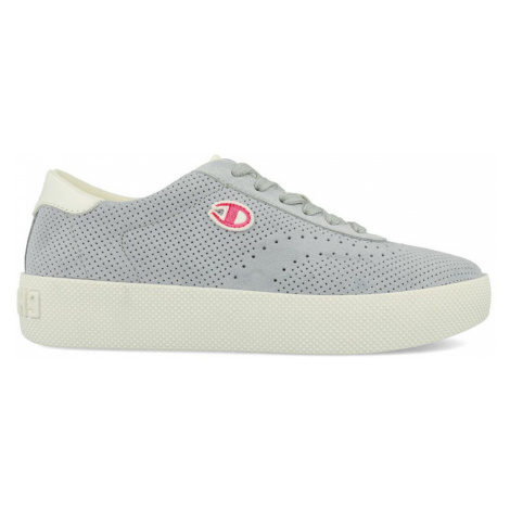 Champion Low Cut Era Micropunched Suede šedé S10625-BS034