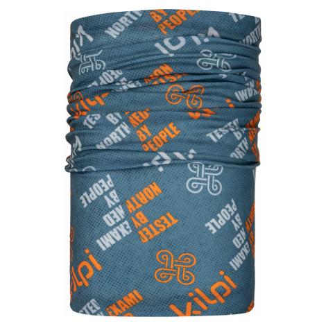 KILPI Multifunkční šátek DARLIN-U NU0026KILBL Bílo/Modrá UNI