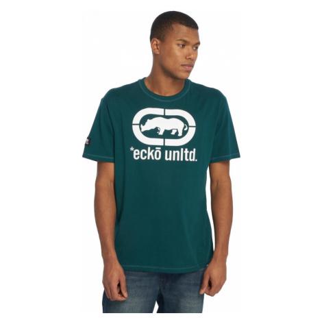 Ecko Unltd. / T-Shirt John Rhino in turquoise