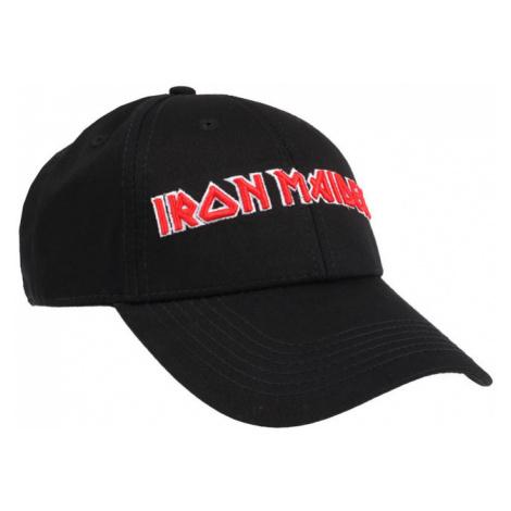 kšiltovka ROCK OFF Iron Maiden Logo